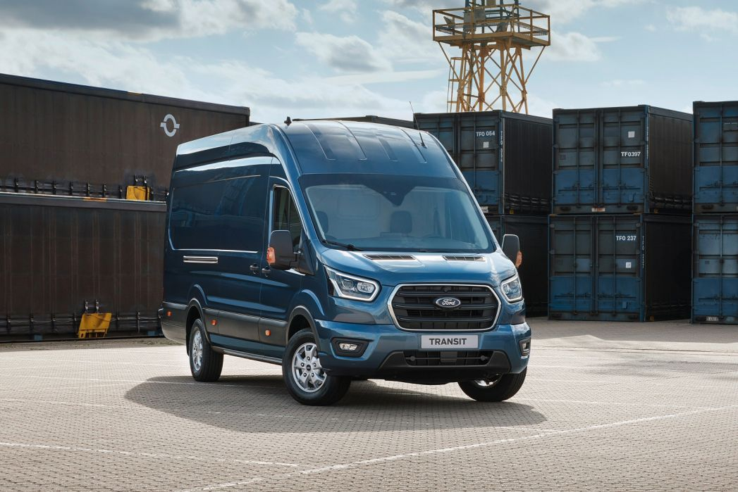 Image 2: Ford Transit 350 L3 Diesel FWD 2.0 Ecoblue 170PS Double CAB Tipper [1 WAY]