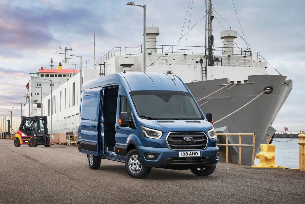 Image 5: Ford Transit 350 L3 Diesel FWD 2.0 Ecoblue 170PS Double CAB Tipper [1 WAY]