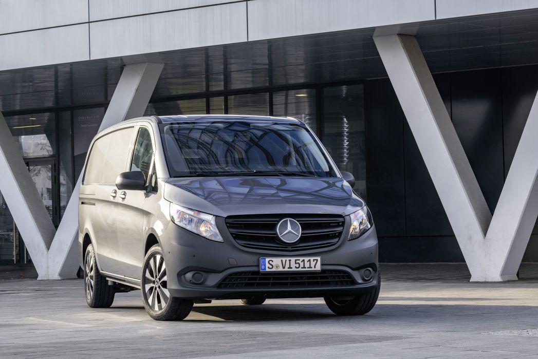 Image 4: Mercedes-Benz Vito L1 Diesel FWD 110CDI Progressive VAN