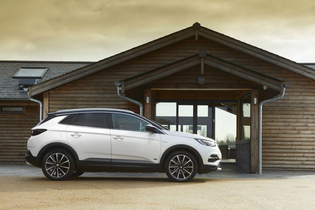 Image 5: Vauxhall Grandland X Hatchback 1.6 Hybrid4 300 Business ED NAV Premium 5dr Auto