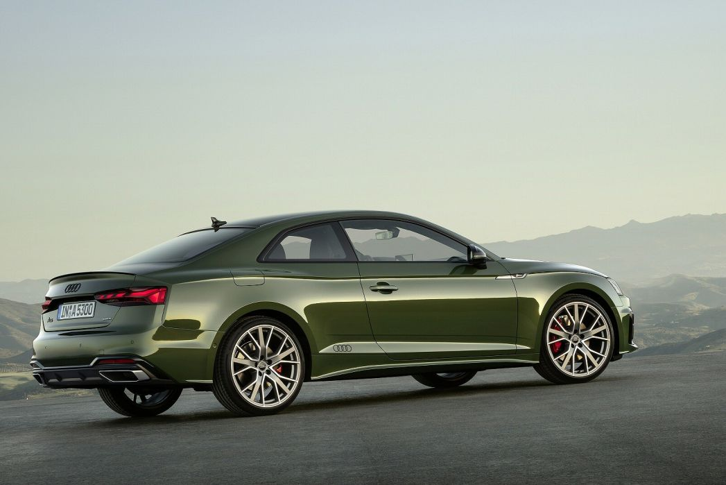 Video Review: Audi A5 Coupe Special Editions 40 Tfsi 204 Edition 1 2dr S Tronic [comfort+sound]