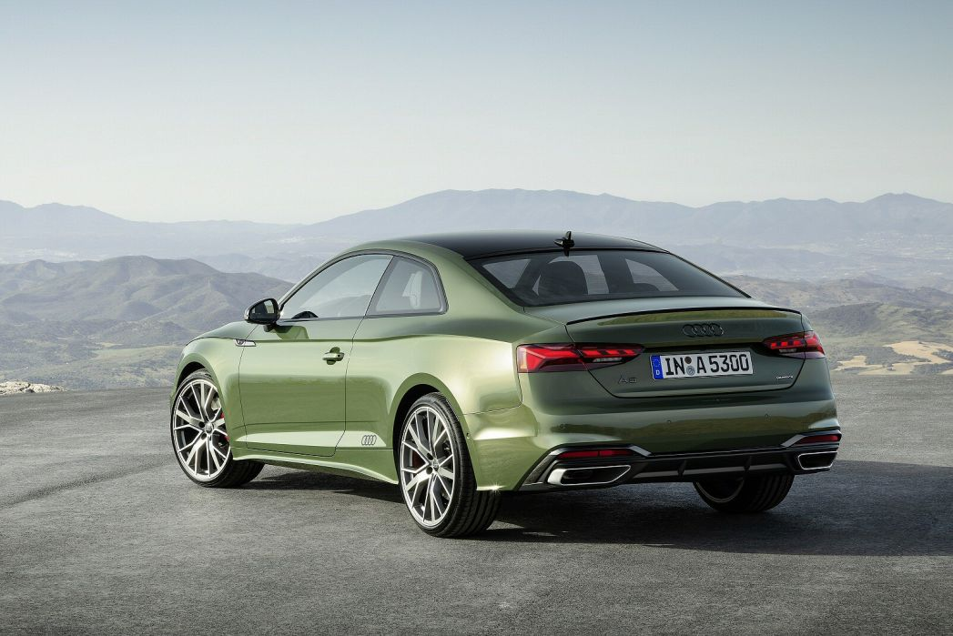 Image 2: Audi A5 Coupe 35 Tfsi S Line 2dr S Tronic [comfort+sound]