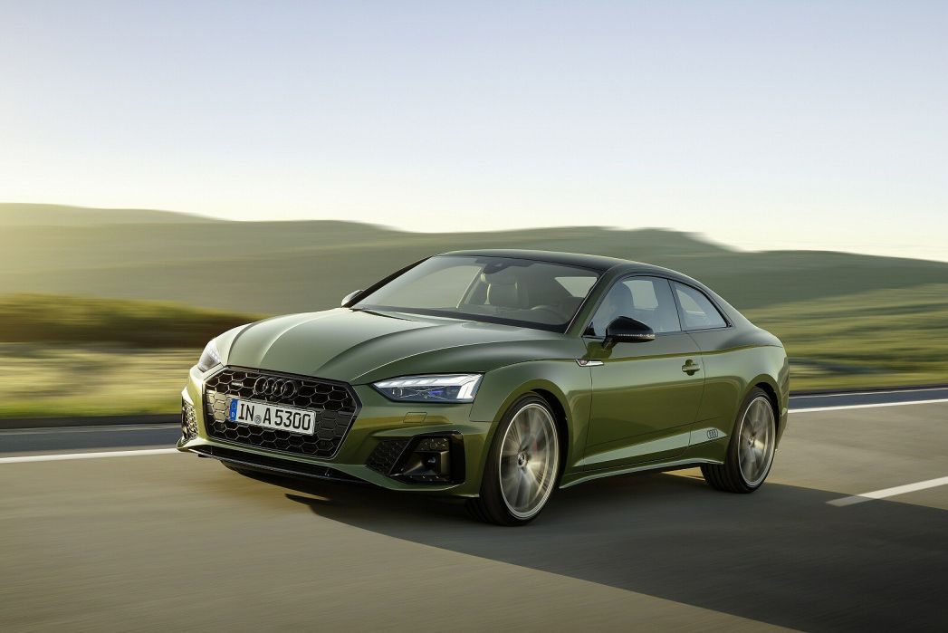 Image 3: Audi A5 Coupe 35 Tfsi S Line 2dr S Tronic [comfort+sound]