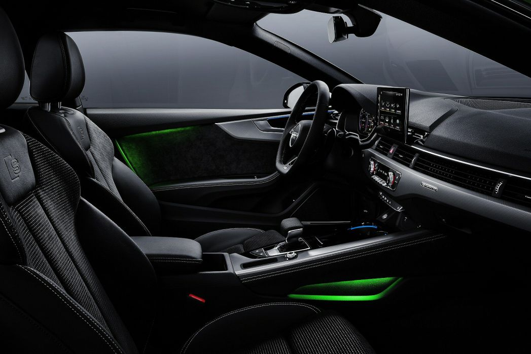 Image 3: Audi A5 Coupe 40 Tfsi 204 S Line 2dr S Tronic