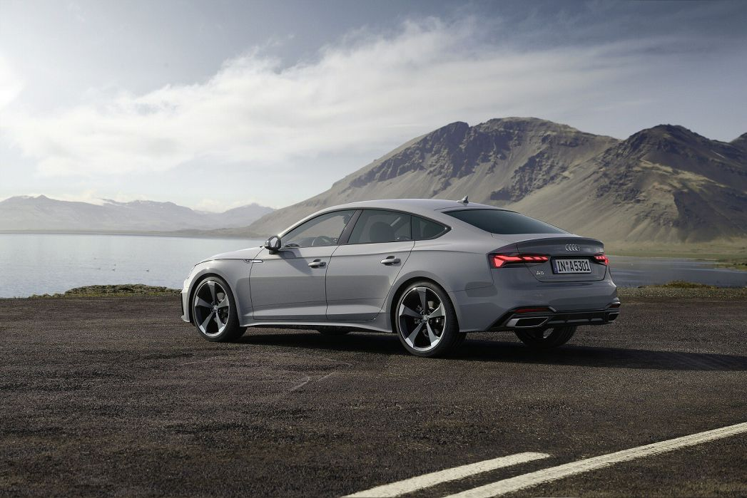 Image 2: Audi A5 Sportback Special Editions 40 TDI 204 Quattro Edition 1 5dr S Tronic