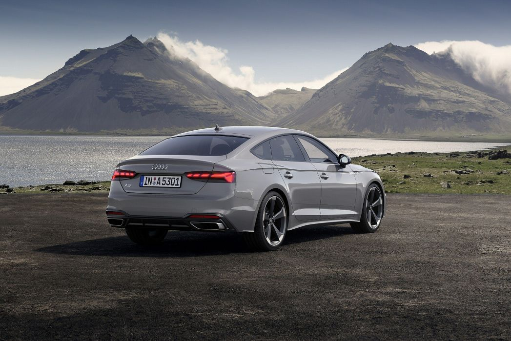 Image 3: Audi A5 Sportback Special Editions 40 TDI 204 Quattro Edition 1 5dr S Tronic