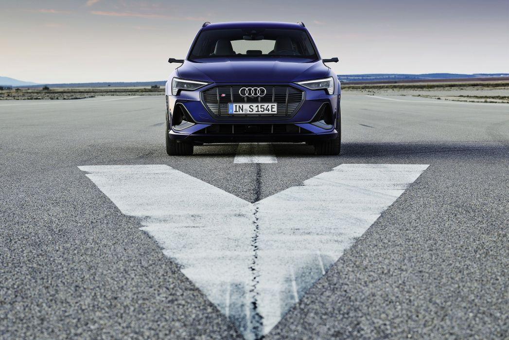 Image 2: Audi E-Tron Estate 230KW 50 Quattro 71KWH Vorsprung 5dr Auto
