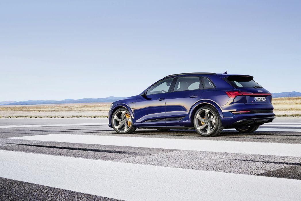 Image 3: Audi E-Tron Estate 230KW 50 Quattro 71KWH Vorsprung 5dr Auto