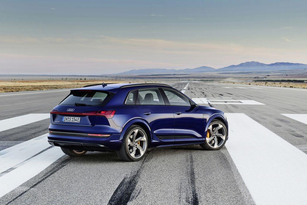 Image 4: Audi E-Tron Estate 230KW 50 Quattro 71KWH Vorsprung 5dr Auto