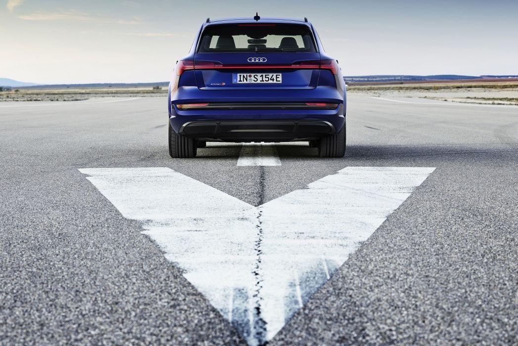 Image 6: Audi E-Tron Estate 230KW 50 Quattro 71KWH Vorsprung 5dr Auto