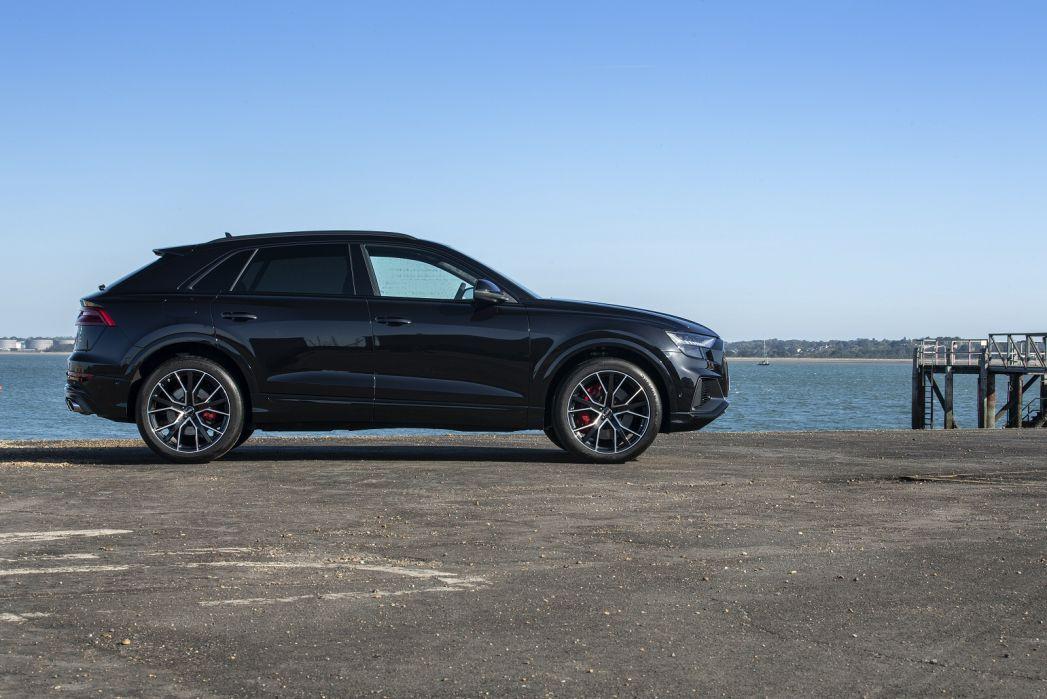 Image 2: Audi Q8 Diesel Estate SQ8 TDI Quattro 5dr Tiptronic [C+S]