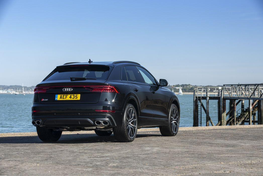 Image 3: Audi Q8 Diesel Estate SQ8 TDI Quattro 5dr Tiptronic [C+S]