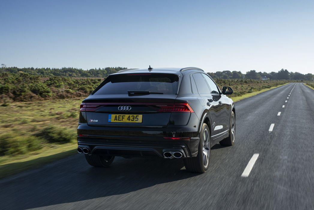 Image 6: Audi Q8 Diesel Estate SQ8 TDI Quattro 5dr Tiptronic [C+S]