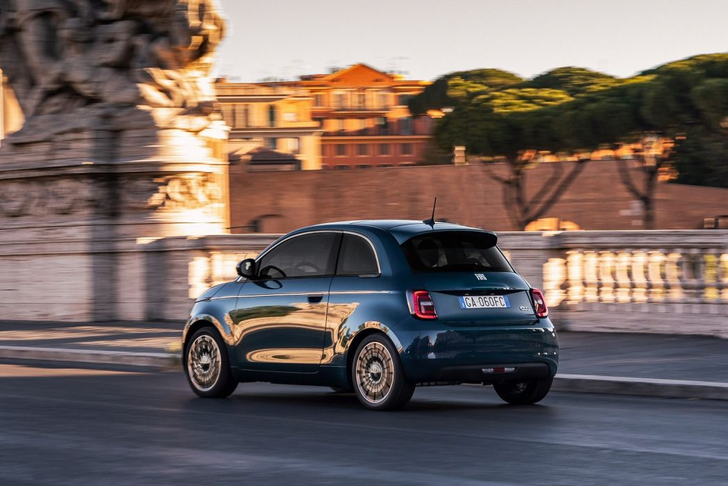 Image 4: Fiat 500C Convertible Special Editions 1.0 Mild Hybrid Dolcevita 2dr