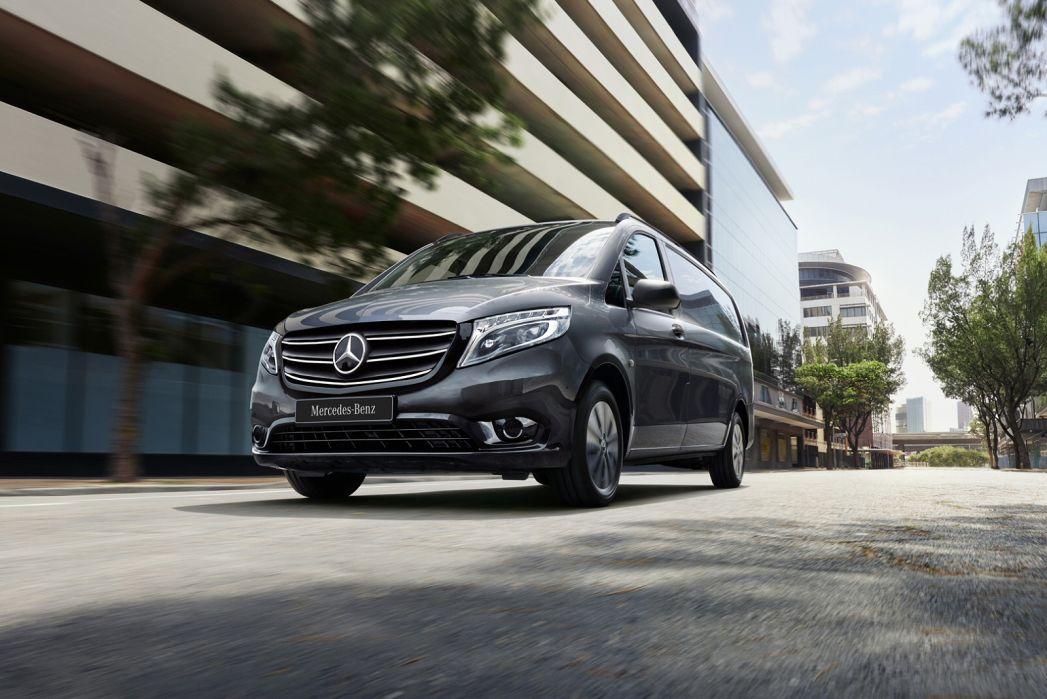 Image 2: Mercedes-Benz Vito L2 Diesel FWD 110CDI Pure VAN