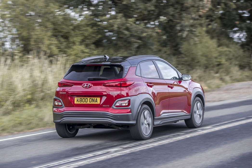 Image 4: Hyundai Kona Electric Hatchback 150KW Premium 64KWH 5dr Auto [10.5KW Charger]