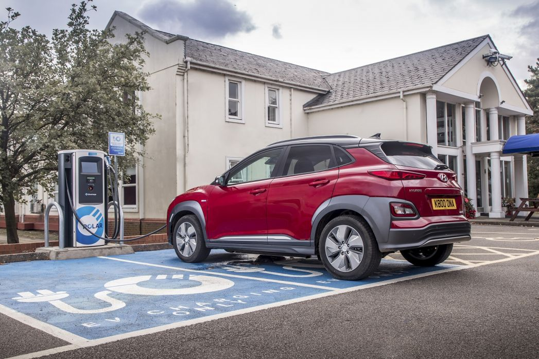 Image 5: Hyundai Kona Electric Hatchback 150KW Premium 64KWH 5dr Auto [10.5KW Charger]