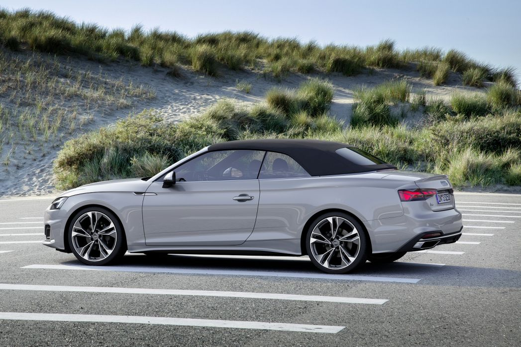 Image 2: Audi A5 Cabriolet Special Editions 40 TDI 204 Quattro Edition 1 2dr S Tronic