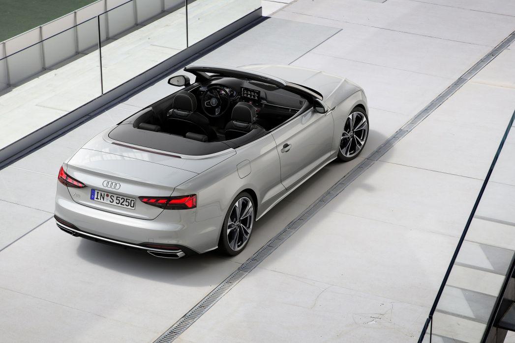Image 4: Audi A5 Cabriolet 45 Tfsi 265 Quattro Vorsprung 2dr S Tronic