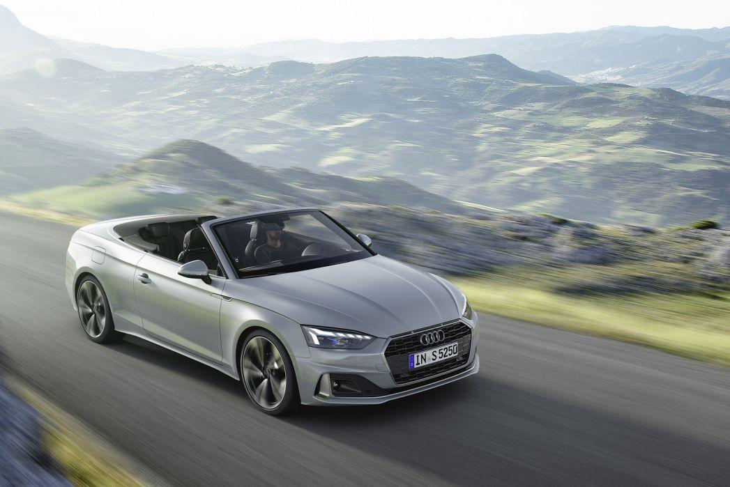 Image 5: Audi A5 Diesel Cabriolet 40 TDI 204 Quattro S Line 2dr S Tronic [C+S]