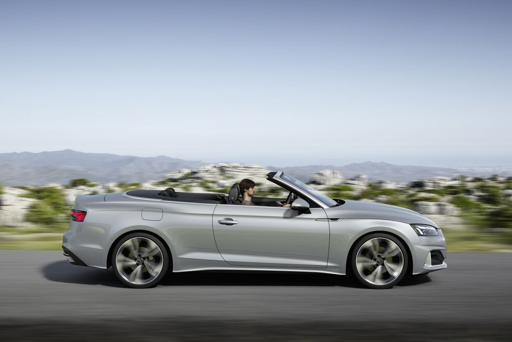 Image 6: Audi A5 Cabriolet 40 Tfsi 204 Sport 2dr S Tronic [comfort+sound]