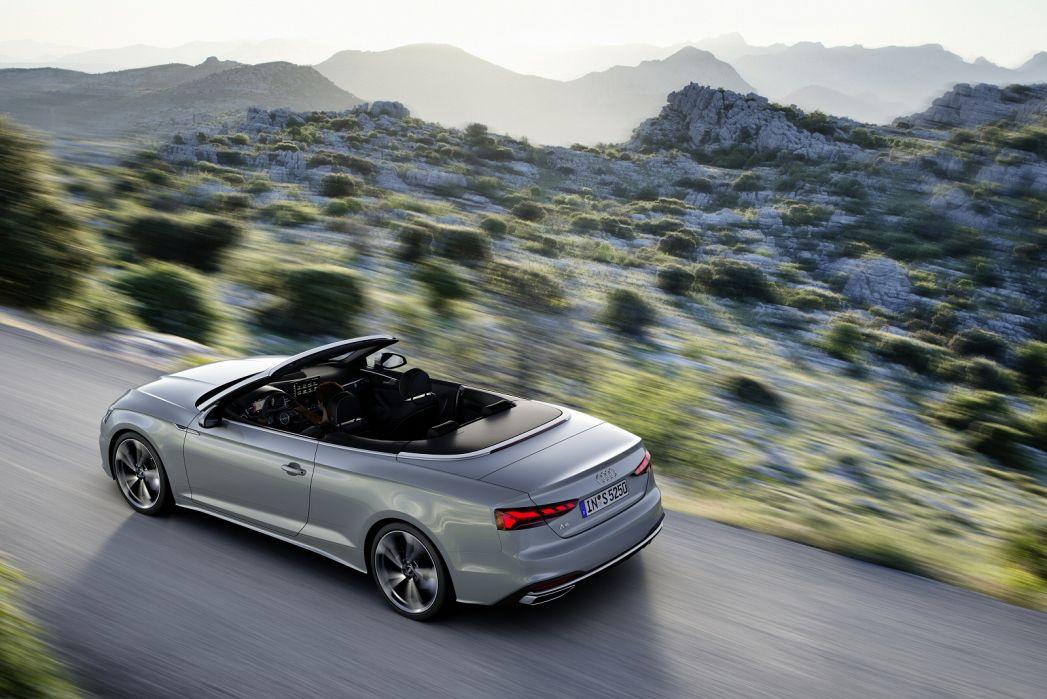 Image 3: Audi A5 Cabriolet 40 Tfsi 204 S Line 2dr S Tronic