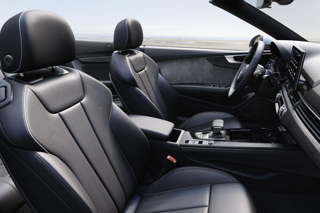Image 2: Audi A5 Cabriolet 40 Tfsi 204 S Line 2dr S Tronic