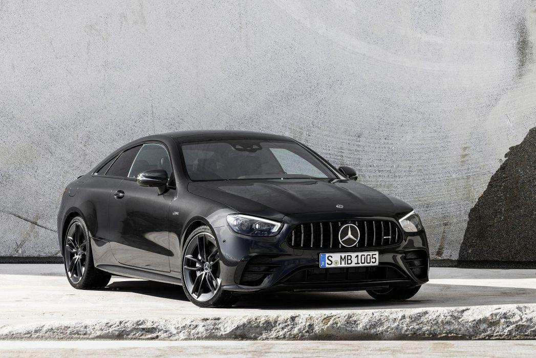 Image 3: Mercedes-Benz E Class Diesel Coupe E220d AMG Line Night ED Premium + 2dr 9G-Tronic