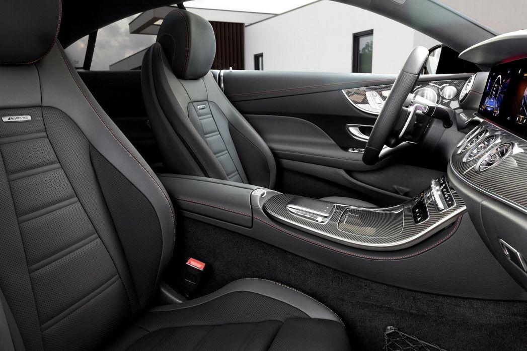 Image 4: Mercedes-Benz E Class Diesel Coupe E220d AMG Line Night ED Premium + 2dr 9G-Tronic