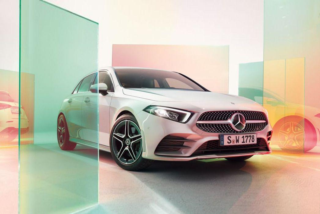 Image 6: Mercedes-Benz A Class Hatchback A250e AMG Line 5dr Auto