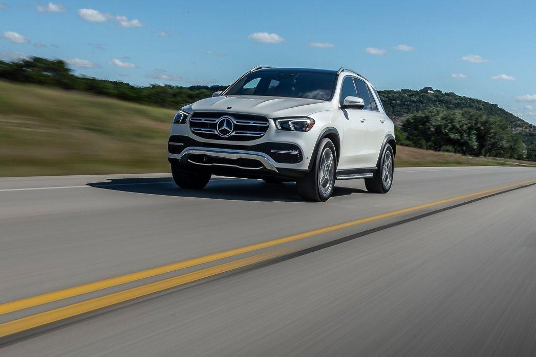 Image 6: Mercedes-Benz GLE Diesel Estate GLE 350DE 4matic AMG Line 5dr 9G-Tronic