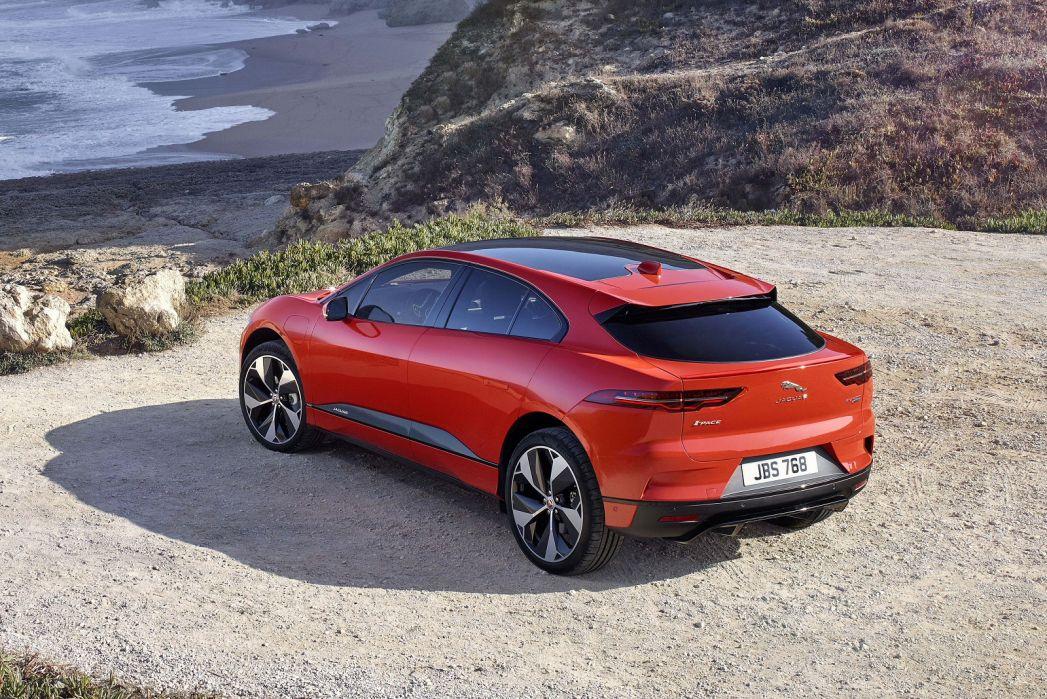 Image 2: Jaguar I-Pace Estate 294KW EV400 SE 90KWH 5dr Auto [11KW Charger]