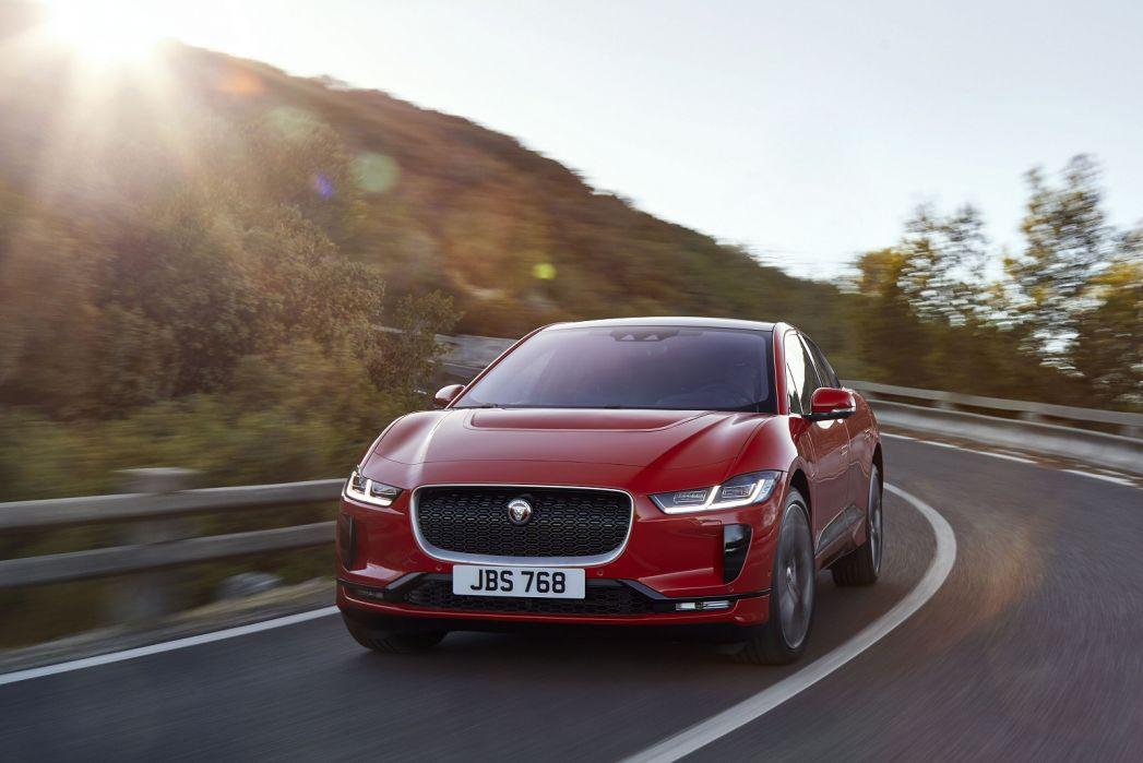 Image 3: Jaguar I-Pace Estate 294KW EV400 SE 90KWH 5dr Auto [11KW Charger]