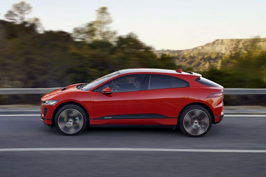 Image 4: Jaguar I-Pace Estate 294KW EV400 SE 90KWH 5dr Auto [11KW Charger]