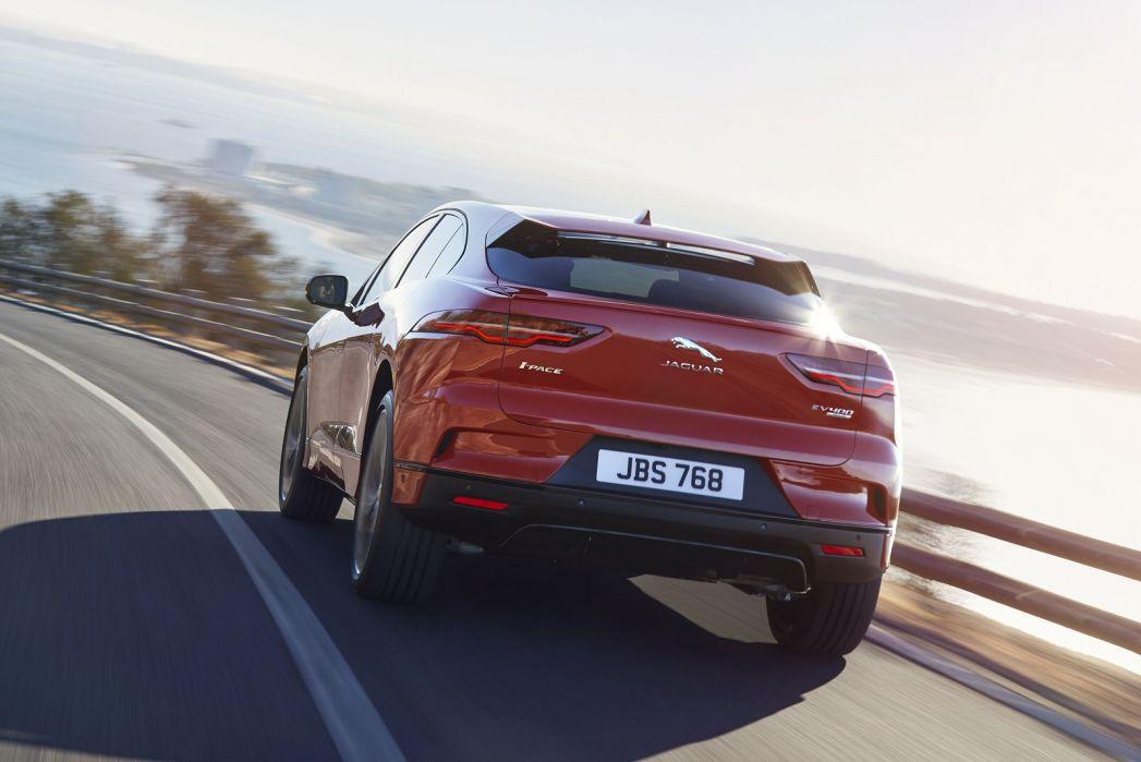 Image 5: Jaguar I-Pace Estate 294KW EV400 SE 90KWH 5dr Auto [11KW Charger]