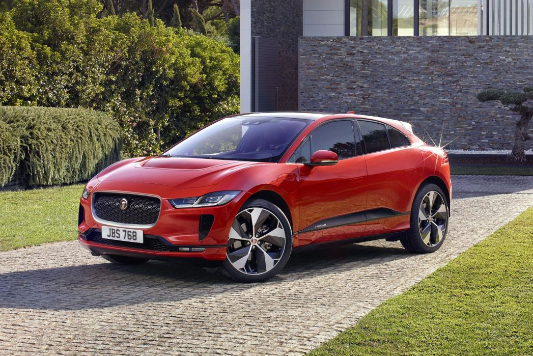 Video Review: Jaguar I-Pace Estate 294KW EV400 HSE 90KWH 5dr Auto [11KW Charger]