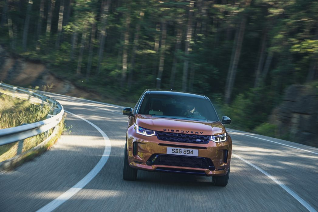 Image 2: Land Rover Discovery Sport Diesel SW 2.0 D165 R-Dynamic S Plus 5dr Auto