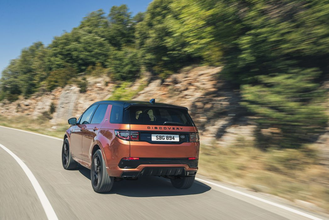 Image 3: Land Rover Discovery Sport Diesel SW 2.0 D165 SE 5dr Auto [5 Seat]