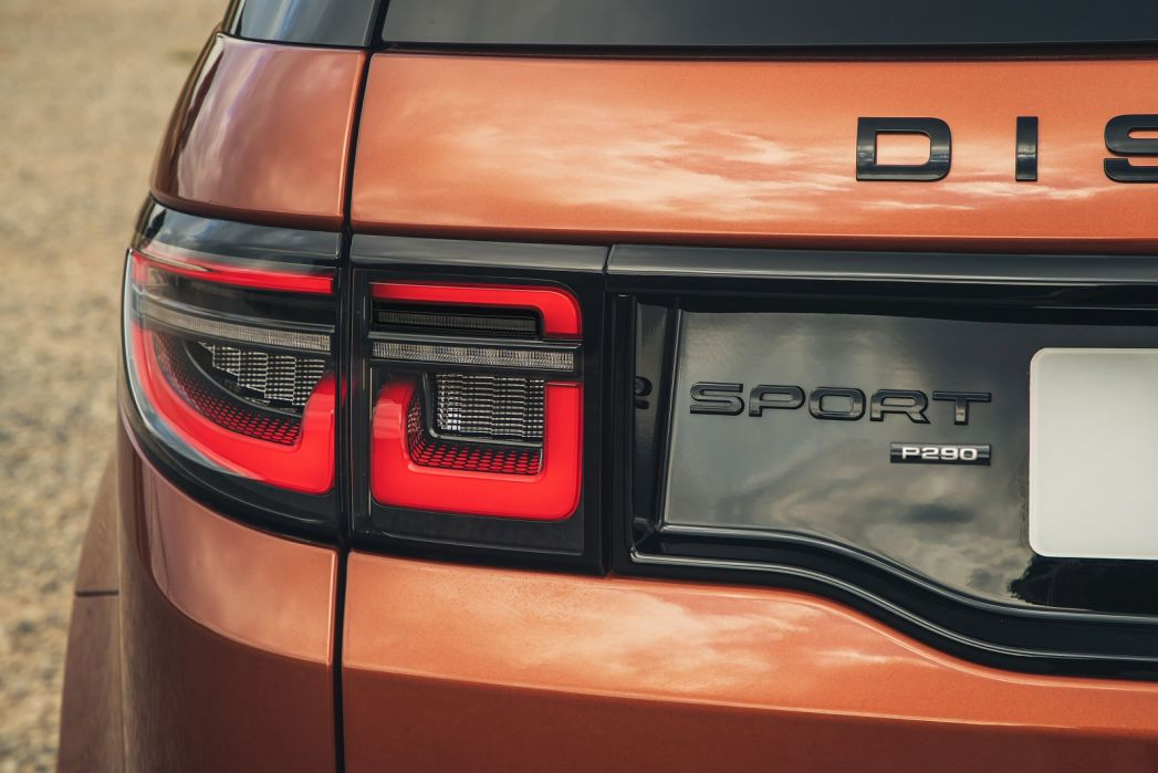 Image 4: Land Rover Discovery Sport Diesel SW 2.0 D165 R-Dynamic S Plus 5dr Auto