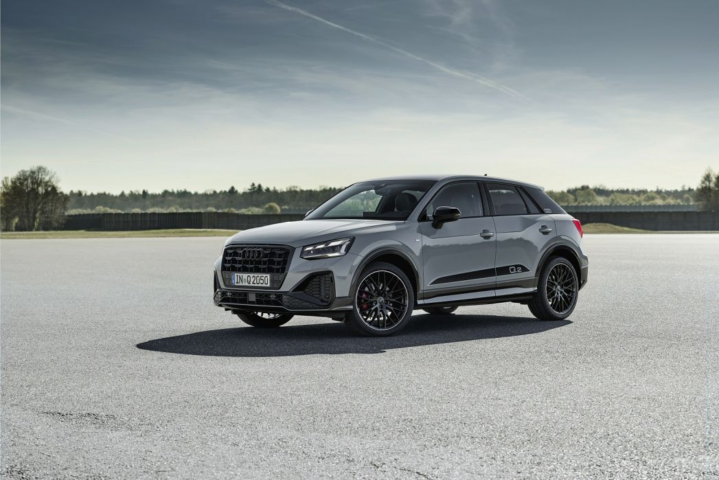 Video Review: Audi Q2 Diesel Estate 35 TDI Quattro Black Edition 5dr S Tronic