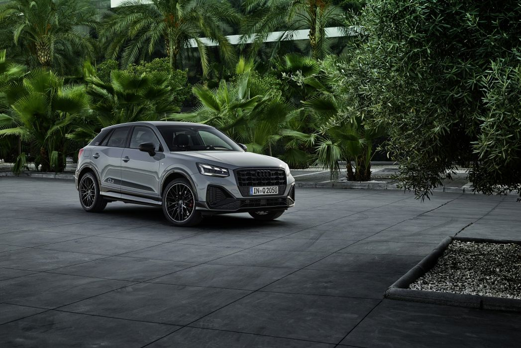 Image 3: Audi Q2 Estate 35 Tfsi Black Edition 5dr [C+S]
