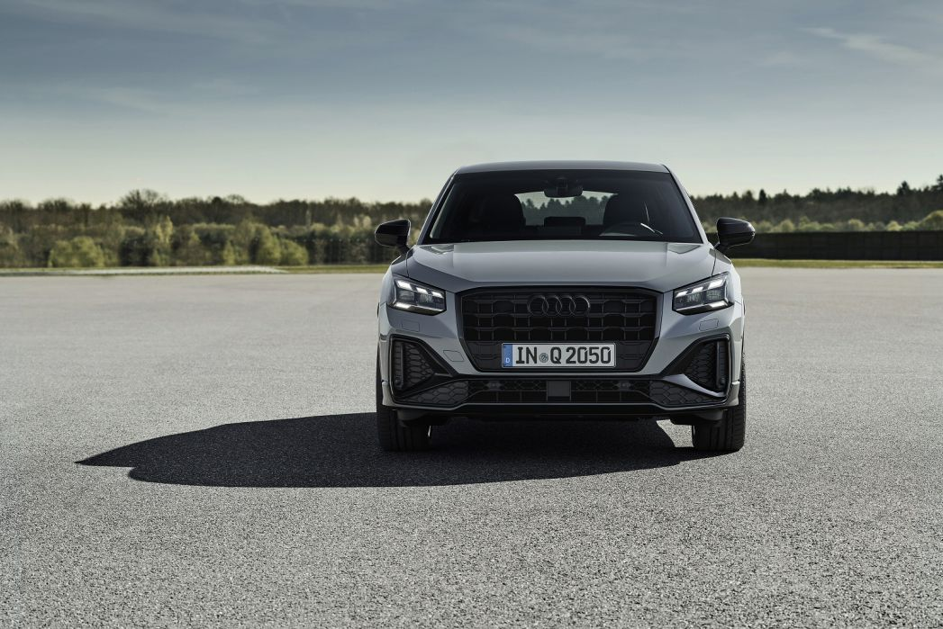 Image 4: Audi Q2 Estate 35 Tfsi Black Edition 5dr [C+S]