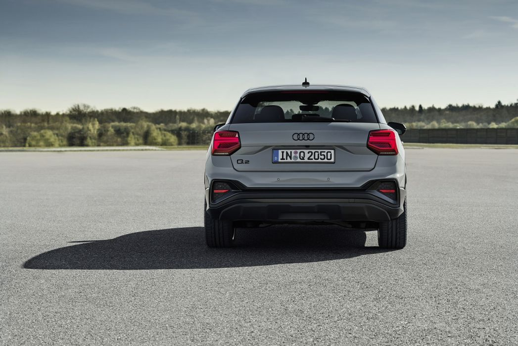 Image 5: Audi Q2 Estate 35 Tfsi Black Edition 5dr [C+S]