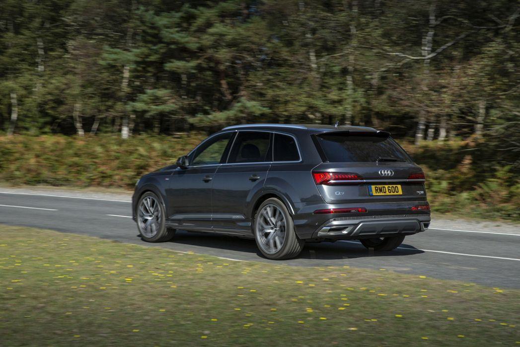 Image 5: Audi Q7 Estate 60 Tfsi E Quattro Competition 5dr Tiptronic