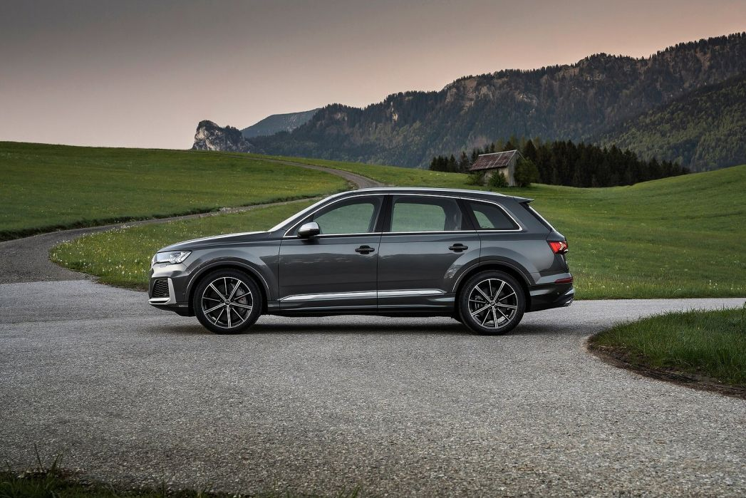 Image 2: Audi Q7 Estate SQ7 Tfsi Quattro Black Edition 5dr Tiptronic [C+S]