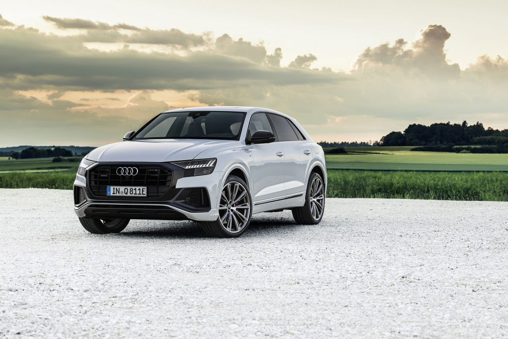 Image 2: Audi Q8 Estate 60 Tfsi E Quattro Competition 5dr Tiptronic