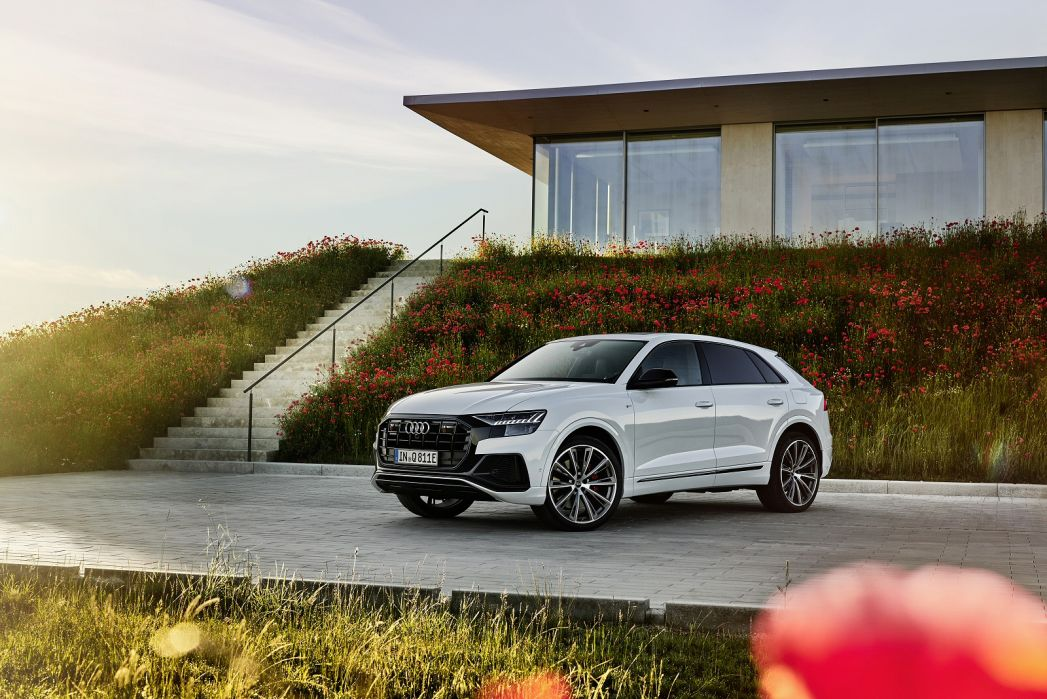 Image 5: Audi Q8 Estate 60 Tfsi E Quattro Competition 5dr Tiptronic