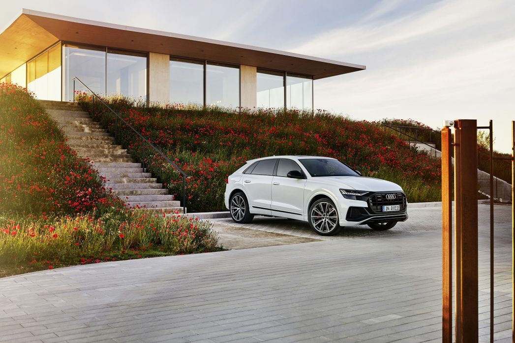 Image 6: Audi Q8 Estate 60 Tfsi E Quattro Competition 5dr Tiptronic