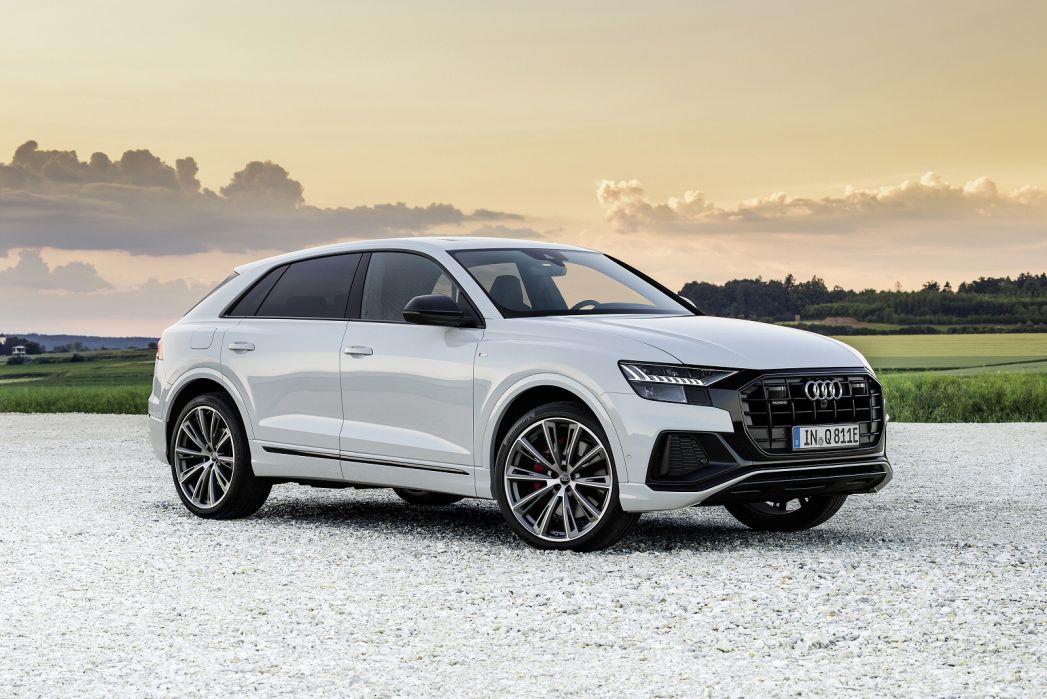 Video Review: Audi Q8 Diesel Estate 50 TDI Quattro Black Edition 5dr Tiptronic