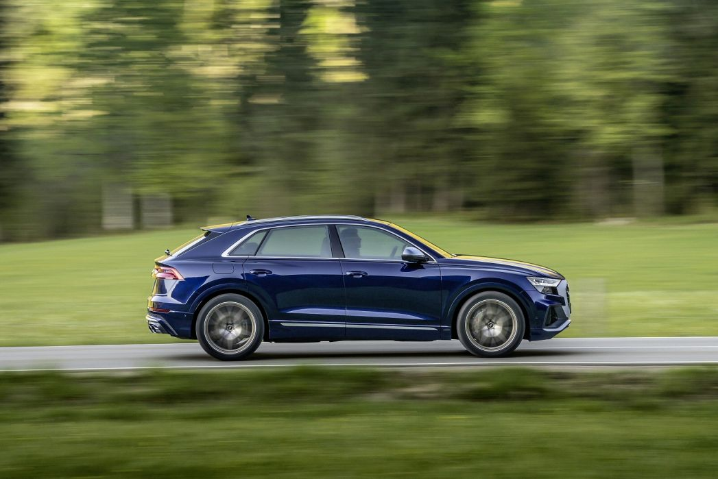 Image 4: Audi Q8 Estate SQ8 Tfsi Quattro 5dr Tiptronic [C+S]